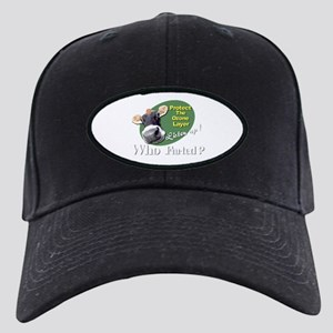 Prevent Global Warming.:-) Black Cap