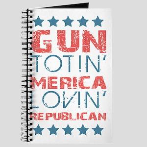 Gun Totin Merica Lovin Republican Journal