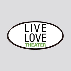 Live Love Theater Patches