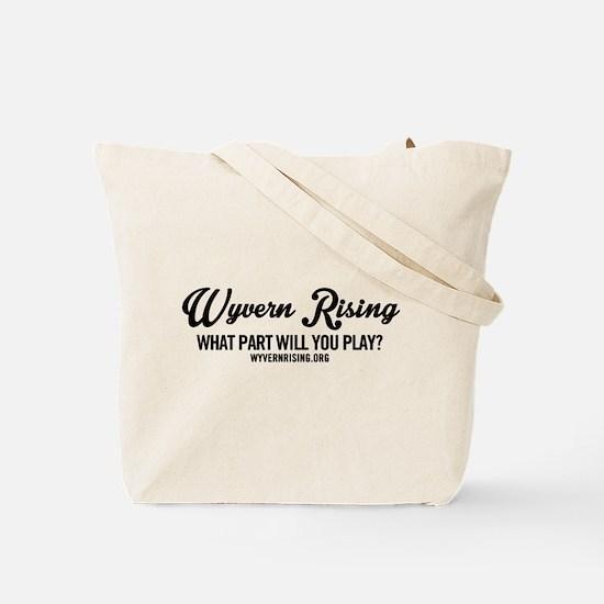 Wyvern Rising Logo Tote Bag