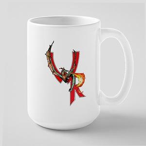 Wyvern Rising Logo Mugs