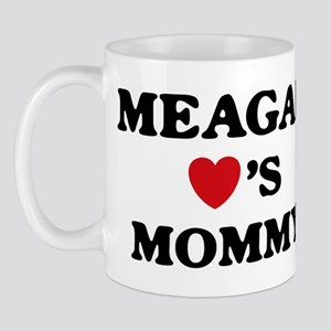 Meagan loves mommy Mug