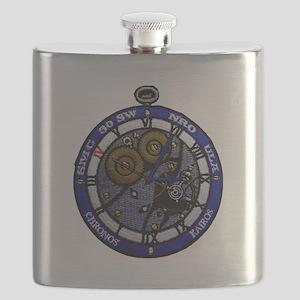 NROL 79 Launch Flask