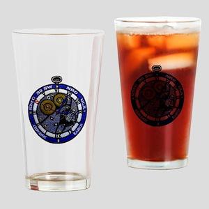 NROL 79 Launch Drinking Glass