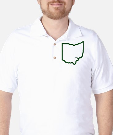 MD to Athens Ohio Golf Shirt