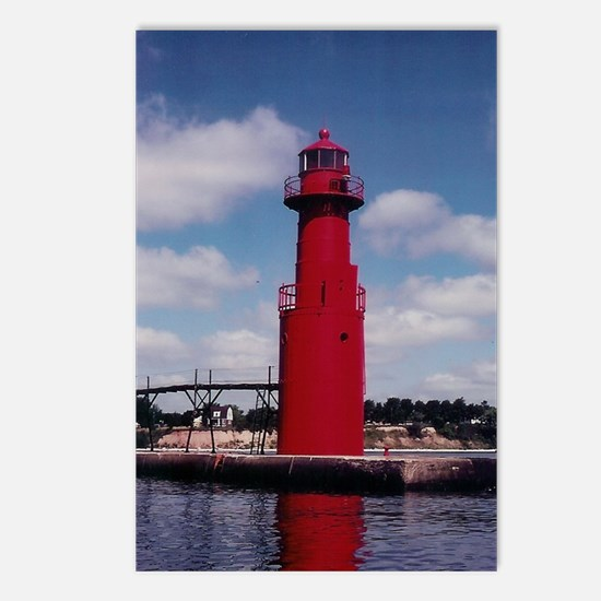 Wisconsin Lights the Way! Postcards (Package of 8)