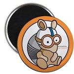 "Armadillo Aerospace 2.25"" Magnet (10 pack)"