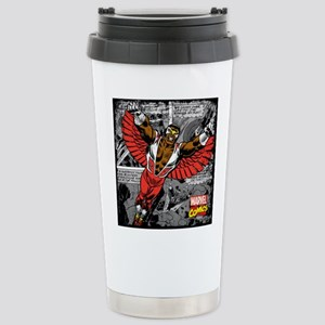 Falcon Stainless Steel Travel Mug