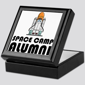 Space Camp Alumni Keepsake Box