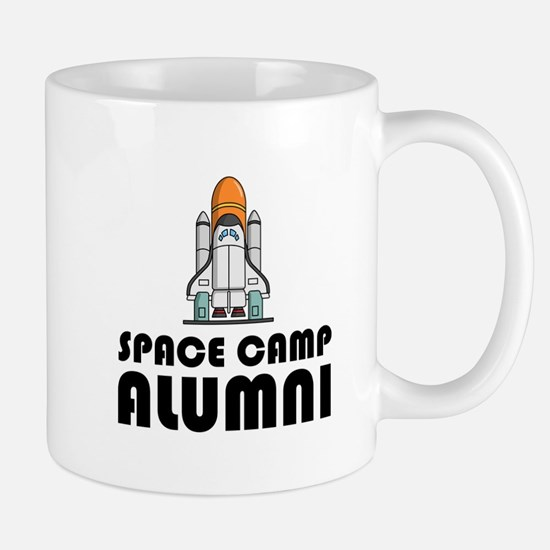 Space Camp Alumni Mugs