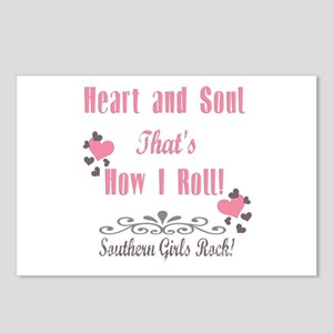 Southern Girls Postcards (Package of 8)