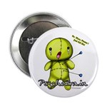 Voodoo Doll Button (10 pack)