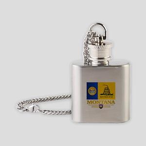 Montana DTOM Flask Necklace