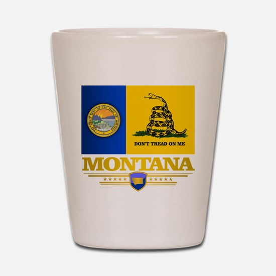 Montana DTOM Shot Glass