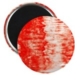 Red Sunrise Magnets