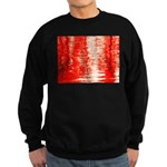 Red Sunrise Sweatshirt