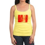 Red Sunrise Tank Top