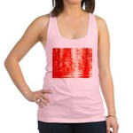 Red Sunrise Racerback Tank Top