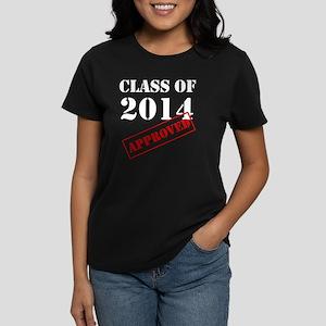Class of 2014 Women's Dark T-Shirt