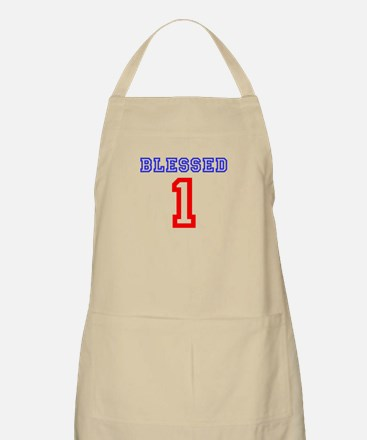 BLESSED 1 Apron