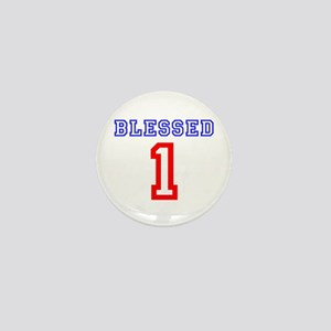 BLESSED 1 Mini Button
