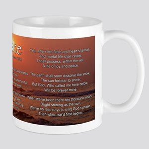 Amazing Grace Mug Mugs