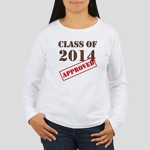 Class of 2014 Women's Long Sleeve T-Shirt
