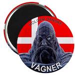 Holger Danske Vågner Magnet