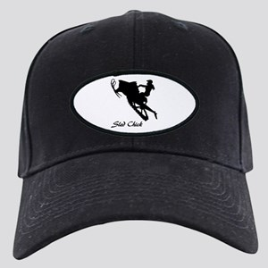 Sled Chick Baseball Hat