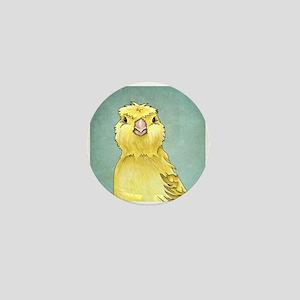 Canary Mini Button
