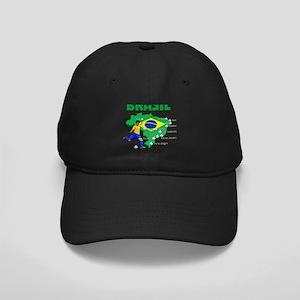Brasil Futebol 2014 Baseball Hat