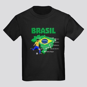 Brasil Futebol 2014 T-Shirt