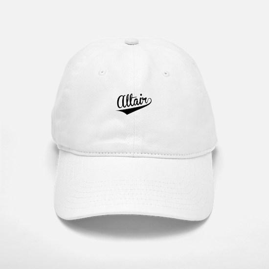 Altair, Retro, Baseball Baseball Baseball Cap