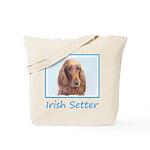Irish Setter Tote Bag