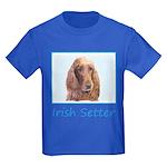 Irish Setter Kids Dark T-Shirt