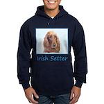 Irish Setter Hoodie (dark)