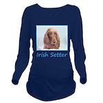 Irish Setter Long Sleeve Maternity T-Shirt