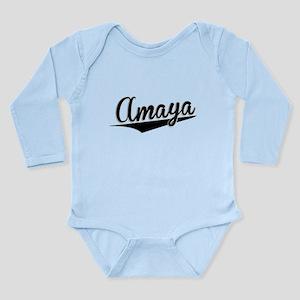 Amaya, Retro, Body Suit