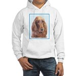 Irish Setter Hooded Sweatshirt