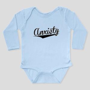 Anxiety, Retro, Body Suit