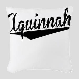 Aquinnah, Retro, Woven Throw Pillow