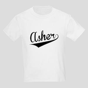 Asher, Retro, T-Shirt