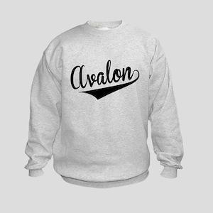 Avalon, Retro, Sweatshirt