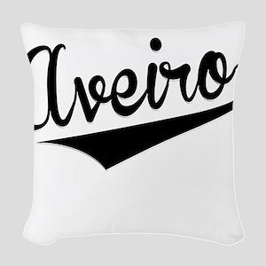 Aveiro, Retro, Woven Throw Pillow