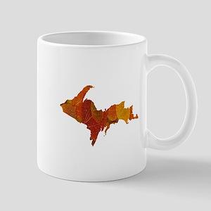 Autumn Leaves U.P. Mug