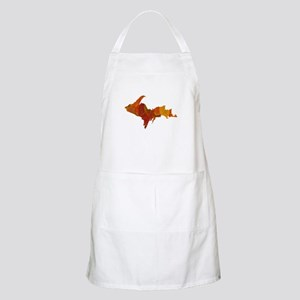 Autumn Leaves U.P. Apron