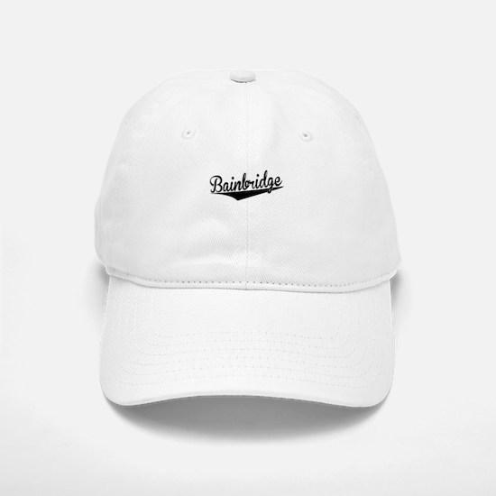 Bainbridge, Retro, Baseball Baseball Baseball Cap
