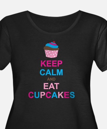 Cute Keep calm and eat beef T