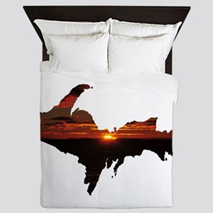 U.P. Sunrise Queen Duvet