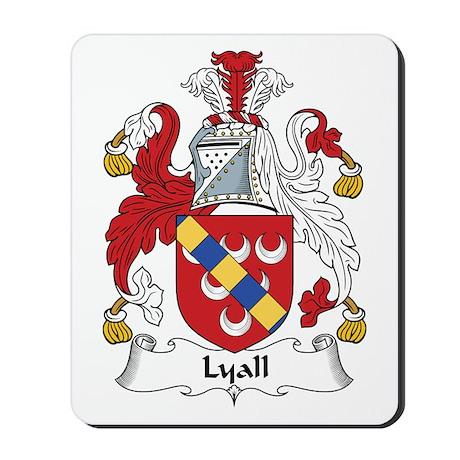 Lyall Mousepad